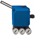 Foxboro SRI986-CIDS7EAANA-FA Electro-Pneumatic Positioner