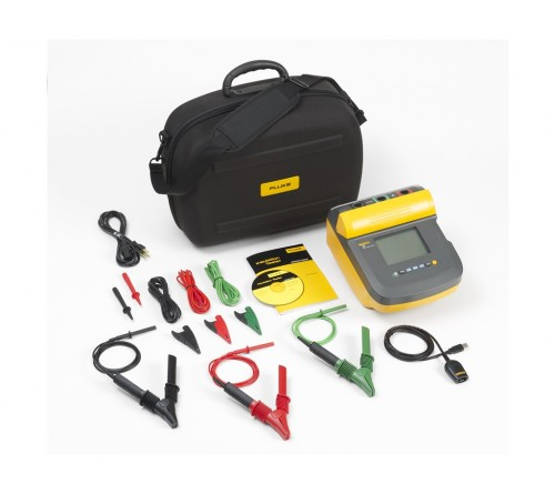 Fluke 1555 Kit Insulation Resistance Tester Kit (10kV)