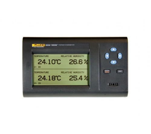 "Fluke 1620A-S-156  ""DewK""  Thermo-Hygrometer, Standard Accuracy"