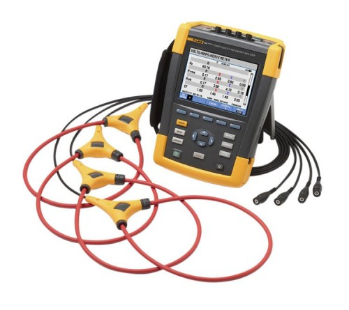 Fluke 435 Series II Power Quality & Energy Analyser