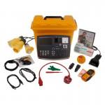Fluke 6500-2 PAT Tester [Portable Appliance Tester] Construction Bundle