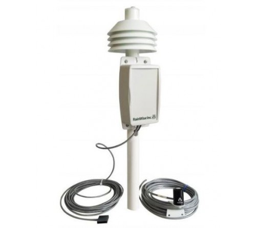 RainWise PVmet 75 [800-0275] Entry Level Weather Station