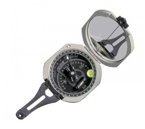 Brunton® Induction-Damped International Waterproof Pocket Transit type azimuth