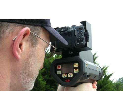 DRAGONCAM Photo Laser Speed Enforcement System