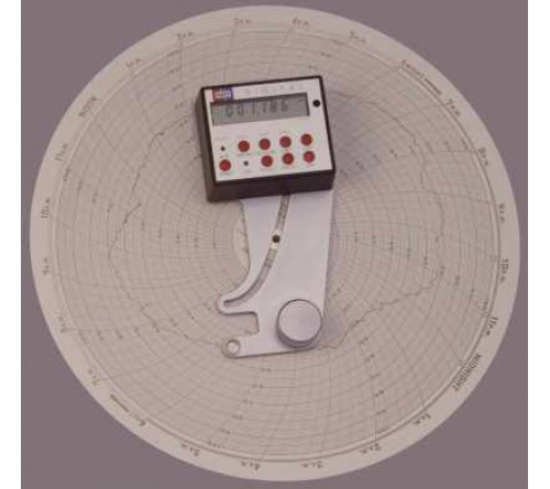 Haff 336E Digital-Radial Square Root Planimeter