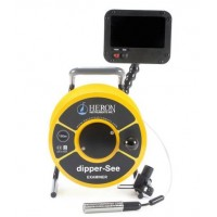 Heron dipper-See EXAMINER [2000-150M] Vertical downhole inspection camera with metric increments, 150m
