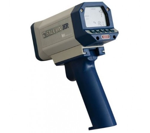 Kustom Signals 7003 Falcon HR Stationery With Corded Handle with Data Logger Software & Interface Cable