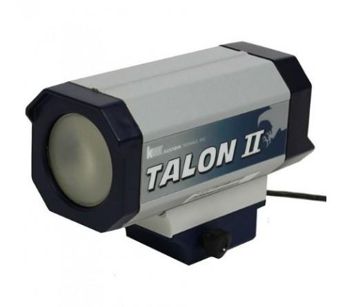 Kustom Signals Talon II RADAR, Moving Mode w/ Pod Dash Mount