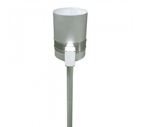 RainLogger SP rainfall data logging system, industrial tipping bucket