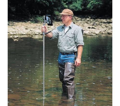 """WaterMark USGS Model 6200 """"AA"""" Current Meter"""