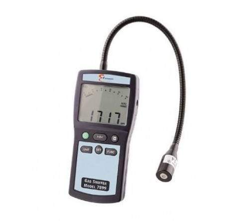 E Instruments 7899 Combustible Gas Sniffer / Leak Detector