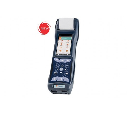 E Instruments 4500-3 Gas Emissions Analyzer