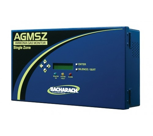 Bacharach 3015-4280 Ammonia Gas Monitor Single Zone