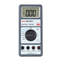 Besantek BST-BT01 Battery Tester for Li-ion, Ni-Cd, and Ni-MH Battery Types