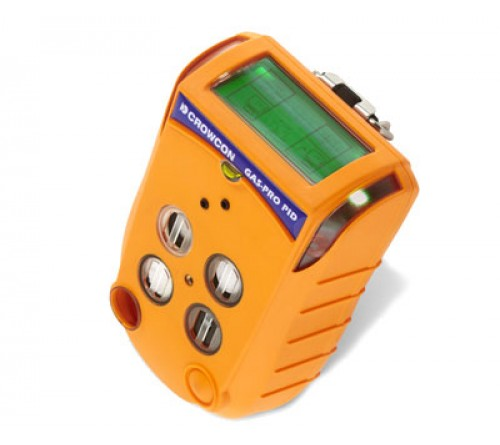 Crowcon Gas Pro IR with PID Personal Five Gas Detector