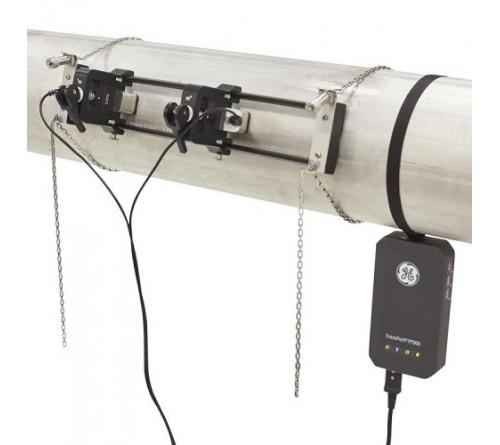 GE PANAMETRIC PT9-SYS-1C-1-G-0-HC--C48-BAT-CHG-EXT Ultrasonic Flow Meter