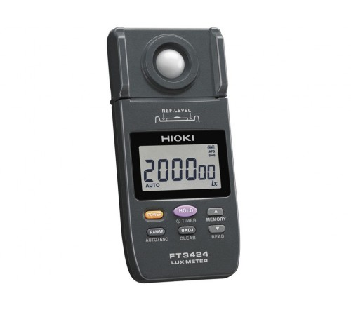 Hioki FT3424 Light meter with broad coverage from low to high illuminance