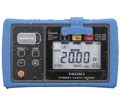 Hioki FT6031-03 3 Pole Ground Testers
