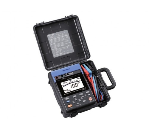 Hioki IR3455-01 High Voltage Insulation Tester