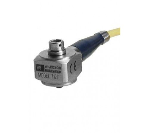 Wilcoxon 712F High frequency sensor with integral cable