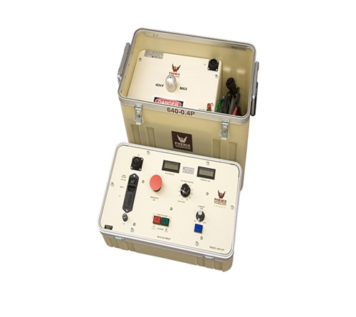 Phenix Technologies 640-0.4P Portable AC Dielectric Test Set