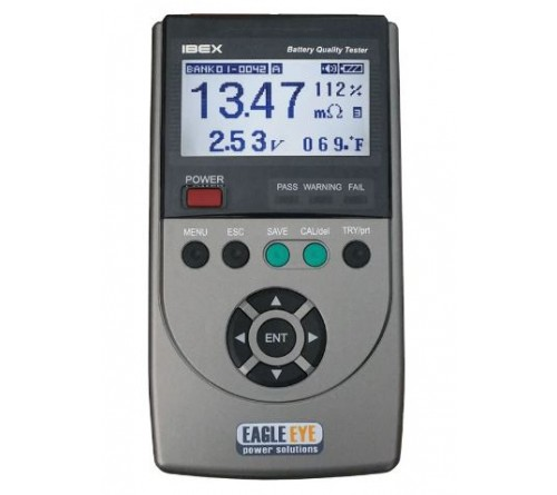 Eagle Eye IBEX-Pro-B IBEX-Pro Body Portable Battery Tester