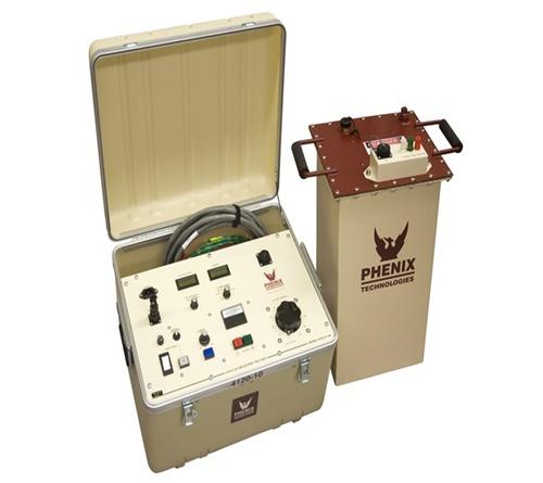 Phenix 4200-5 Portable DC Hipot (200kVDC, 5mA)