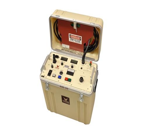 Phenix Technologies 4100-10 100 kVDC Portable DC Hipot