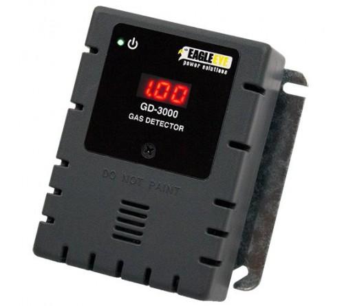 Eagle Eye GD-3000 Combustible Gas Detector / Controller / Transducer