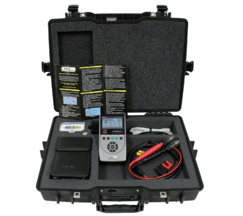 Eagle Eye IBEX-EX Portable Resistance Battery Tester EX Kit with Serial Comm Software