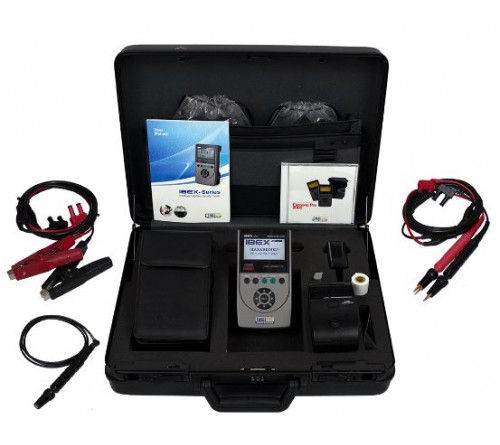 Eagle Eye IBEX-PRO Portable Resistance Battery Tester