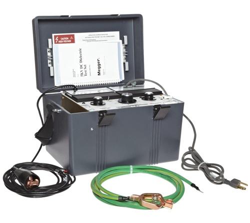 Megger 220005 5kV DC Dielectric Test Sets