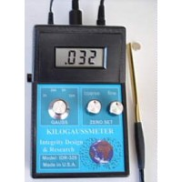 IDR-329-T-A HIGH PRECISION STATIC DC KILOGAUSSMETER WITH TRANSVERSE AND AXIAL PROBE
