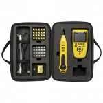 Klein Tools VDV501-829 VDV Commander Cable Tester with Test-n-Map Remote Kit