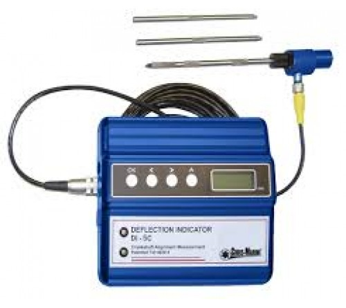 LEMAG DI-5C Electronic Crankshaft Deflection Indicator