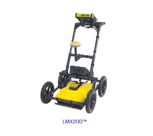 Sensor & Software LMX200 Standard Ground Penetrating Radar System