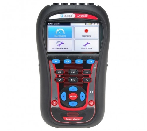 Metrel MI 2892 PowerMaster Power Quality Analyser