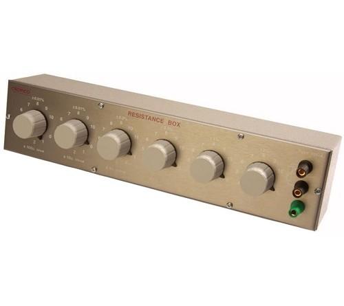 Seaward 008-B Cropico High Accuracy 8 Decade Box, 1,111.1121 Ohms