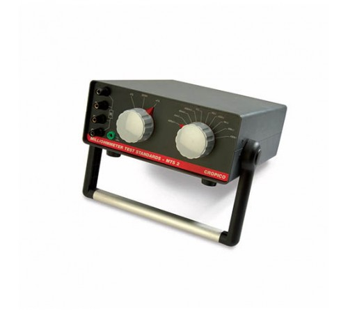 Seaward MTS-2 (930241) Milliohmmeter 4 Terminal Test Standard, 400 mOhms to 400 kOhms
