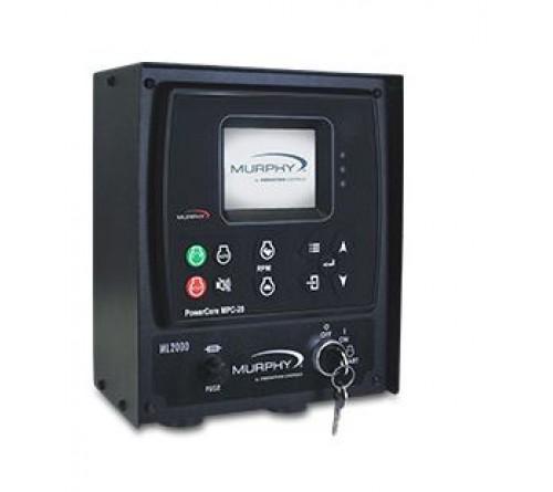 Murphy ML2000 MurphyLink® Series Panel - Black Metal Enclosure (40700499)
