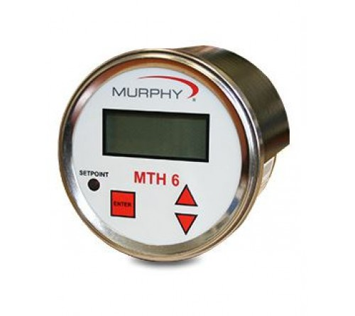 Murphy MTH6-1 (20700158) Digital Tachometer and Hourmeter