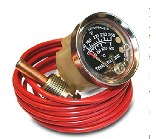 Murphy A20T-160-20-1/2 (10703137) TEMPERATURE SWICHGAGE - 32-160°F (20 FT.)