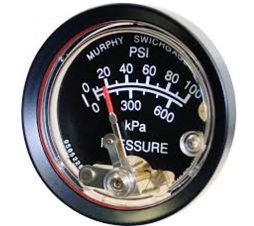 Murphy A20P Pressure Gauges