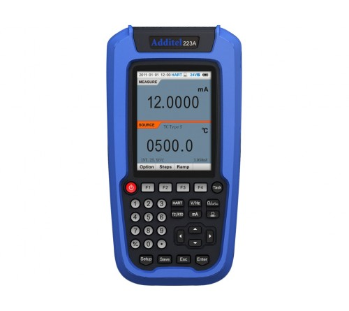 Additel ADT223A Documenting Process Calibrator