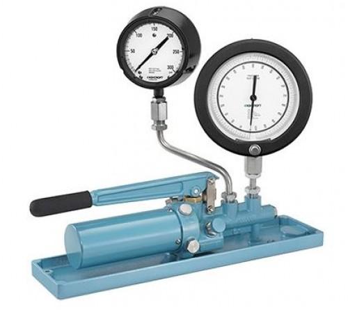 Ashcroft 1327CM Pressure Gauge Comparator