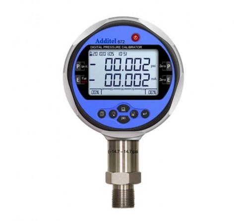 Additel ADT672-02-GP10-BAR-B Digital Pressure Calibrators, Gauge Pressure