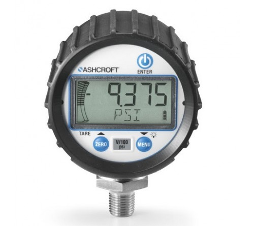 Ashcroft DG25 [DG2551N0NAM01L15#-XNH] Digital Pressure Gauge