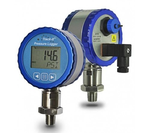 Monarch 5396-1334 Track-It™ Pressure Transmitter/Data Logger With Digital Display
