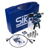 Sika P60 KIT Handheld Pneumatic Pressure Pump: -0.95 to 60bar Range