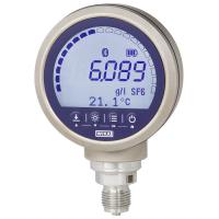 WIKA CPG1500 [CPG1500-ST-Z-S-PG234-GDSZ-13-WZZZ-D-ZZ] Digital Pressure Gauge